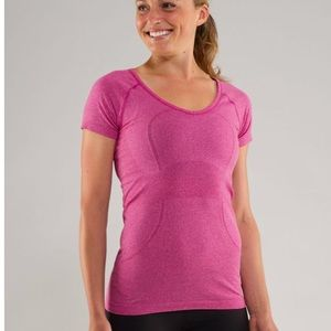 Lululemon Run: Swiftly Tech Short Sleeve Scoop